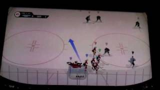 NHL 10 EASHL PS3 Angry Whoppers -- Zombie Defense