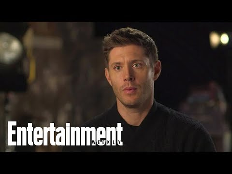 Supernatural Cast Reveals The Movies That Spook Them The Most | Cover Shoot | Entertainment Weekly
