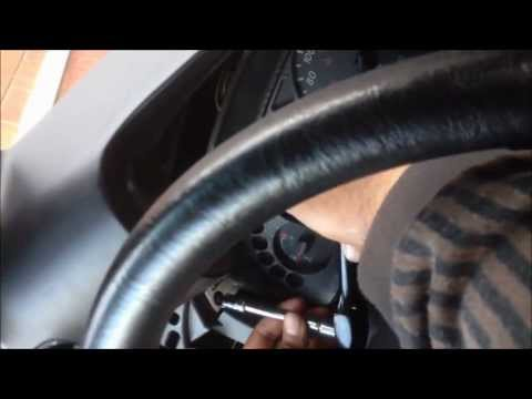 How To Remove Instrument Cluster On Mazda Tribute 2001-2004