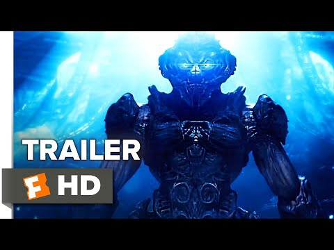 BEYOND SKYLINE Trailer #2 NEW International (2017) Skyline 2 Action Movie HD