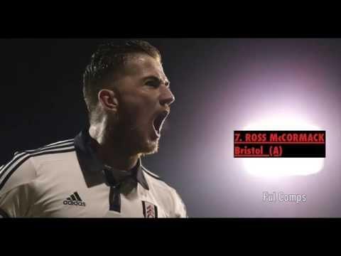 Top 10 goals 2015/16 - Fulham