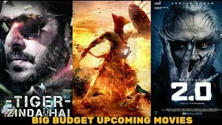 Top 10 Big Budget Upcoming Bollywood Movies 2018