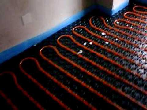 Calefaccion suelo radiante youtube - Suelo radiante parquet ...