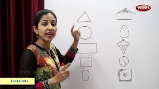 CBSE Class 2 Maths | Chapter 6 : Footprints | NCERT | CBSE Syllabus | Basic Shapes, Count The Shapes thumbnail
