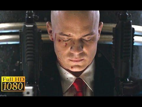 Hitman (2007) - Weapons Deal Shootout Scene (1080p) FULL HD