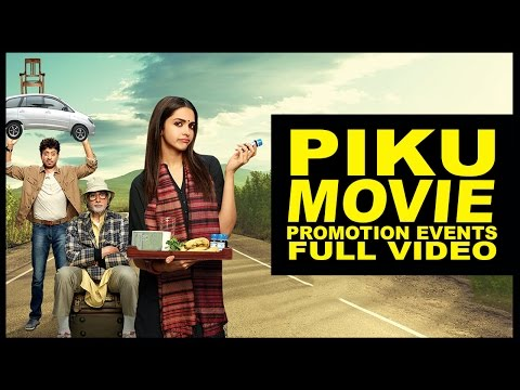 """Piku"" (2015) Promotion Events Full Video 