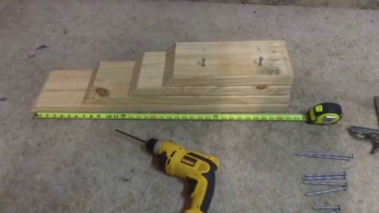 Rv Ramp For Tire Changing And Or Leveling Youtube
