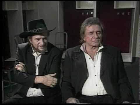 Johnny Cash & Waylon Jennings with Ben McCain