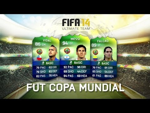 FIFA 14 - FIFA Ultimate Team Copa Mundial - Trailer Oficial [HD]