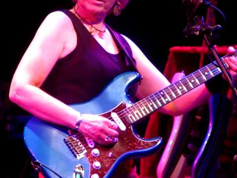 Debbie Davies blues guitar