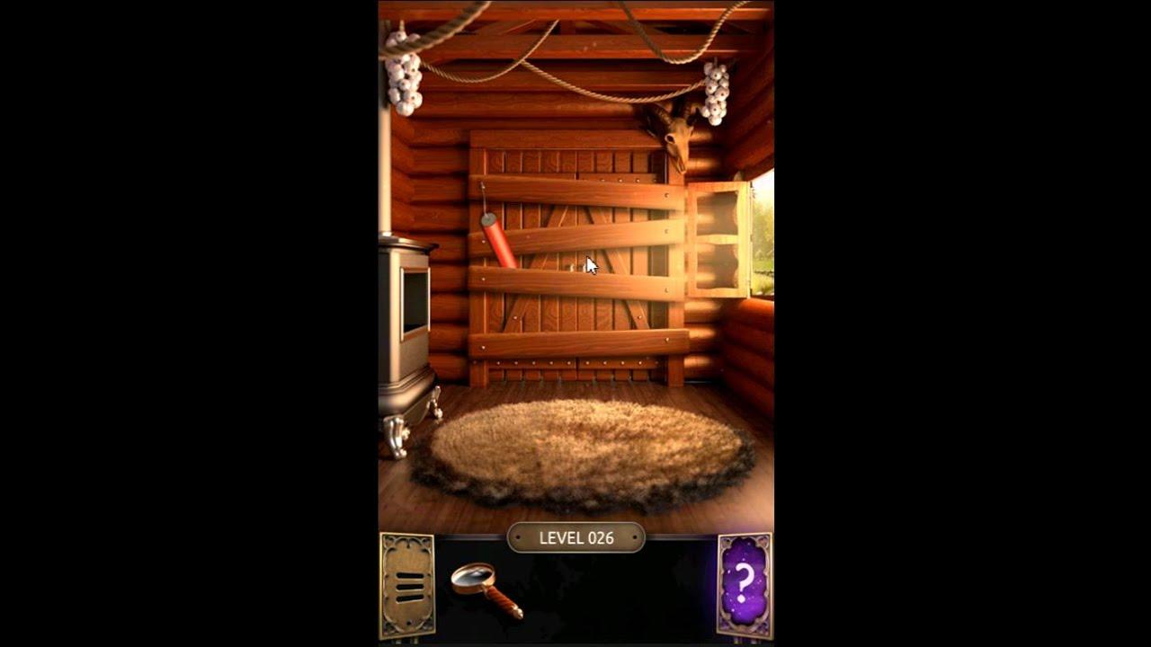 100 Doors Challenge Level 26 Youtube