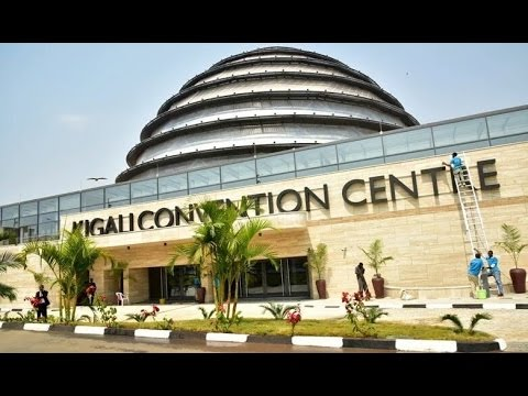 Welcome to Kigali Convention Centre