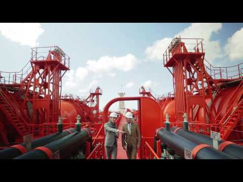 SK global chemical PR Movie (Chinese)