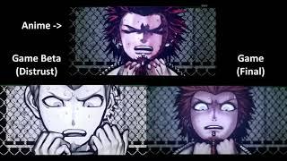 Leon's Execution: Ultimate Comparison [Beta/Game/Anime]