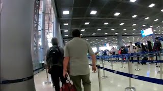 Arrival procedure | Bangkok Suvarnabhumi airport BKK