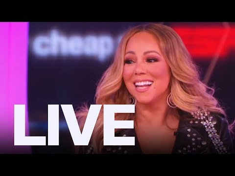 Mariah Carey Returns To TRL as Glitter Tops Charts  ET Canada