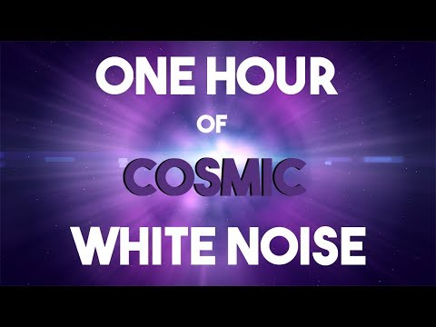 No ADS || One Hour Cosmic White Noise || Planet Earth || Sleep, Study, Work Aid