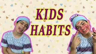 Kids Habits Moon Vines