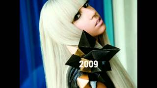 12 Years of Lady Gaga