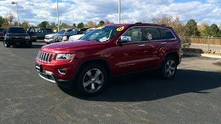 CarReviewer's - Episode 1 - 2014 Jeep Grand Cherokee Limited 4x4
