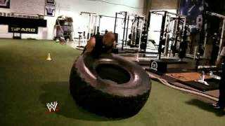 WWE Triple H Prepares For WrestleMania 29 With An Intense Training Program