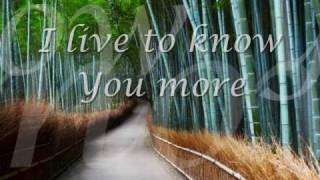 Know You More by Hillsong