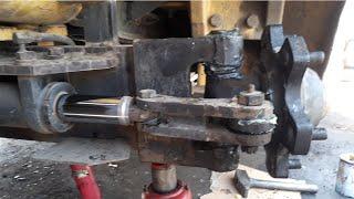 Forklift Axle Housing Repair   فورک لفٹ ایکسل ہاؤسنگ مرمت
