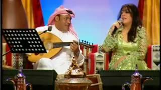 Fadwa Al Malki & Ali Bin Mohammed | (فدوى المالكي و علي بن محمد - أبوس راسك (جلسات وناسة