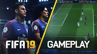 FIFA 19 GAMEPLAY PS4 auf DEUTSCH