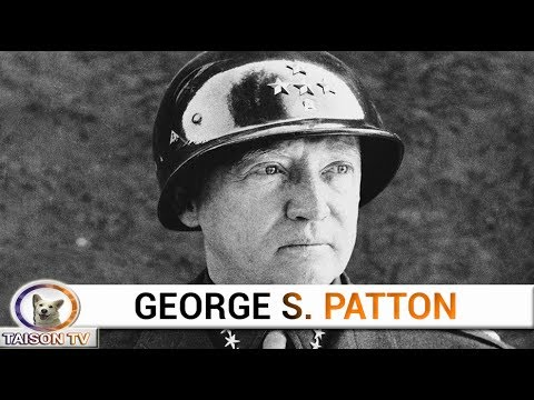GEORGE S. PATTON - La historia de este gran General - Battlefield 1