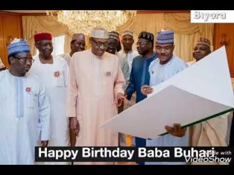 Alafazazee sabuwar wakar Shugaba Buhari Happy 75th Birthday