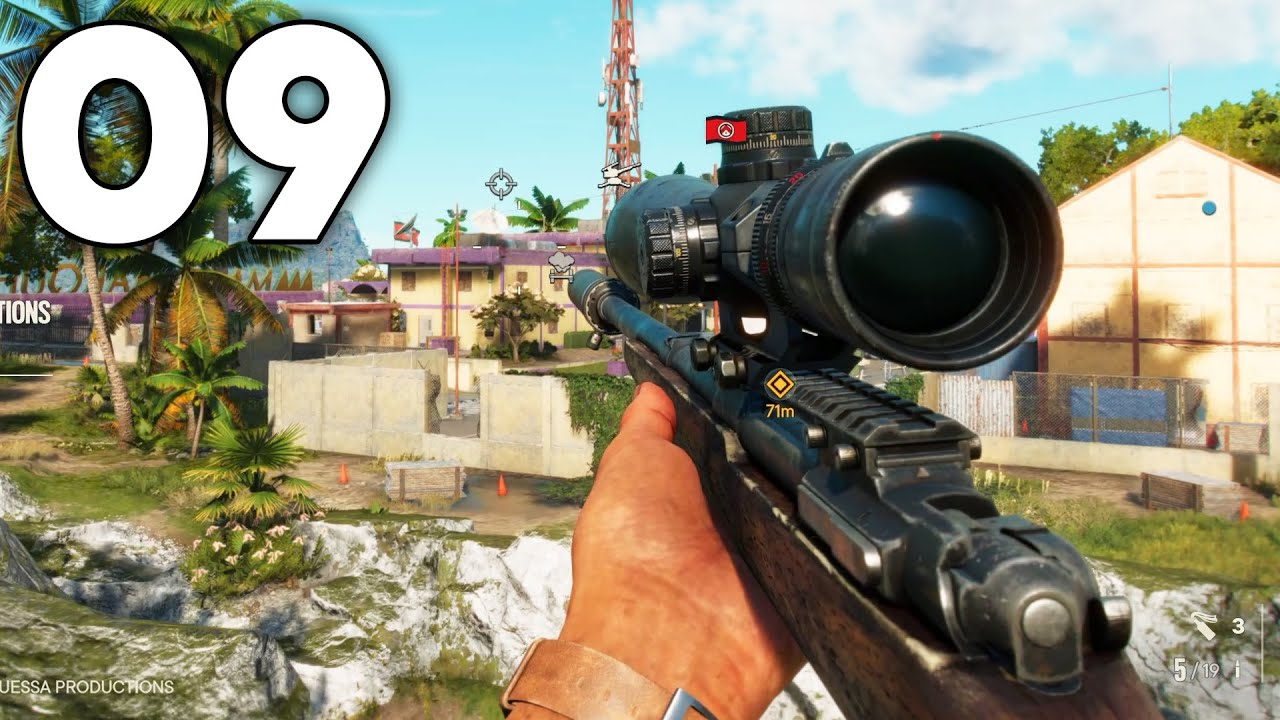 Download Far Cry 6 - Part 9 - This New Sniper 😍