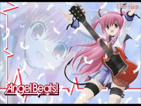 Angel Beats OP 2 FULL
