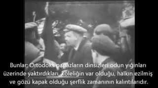 Vladimir Lenin, Anti-Jewish Pogroms (Türkçe altyazılı)