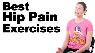 10 Best Hip Strengthening Exercises to Relieve Hip Pain - Ask Doctor Jo Video