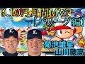 【パワプロ2017】強者揃いのプロ野球選手を倒す!対決サクサクセス♯77 【9,10月月間MVP】】