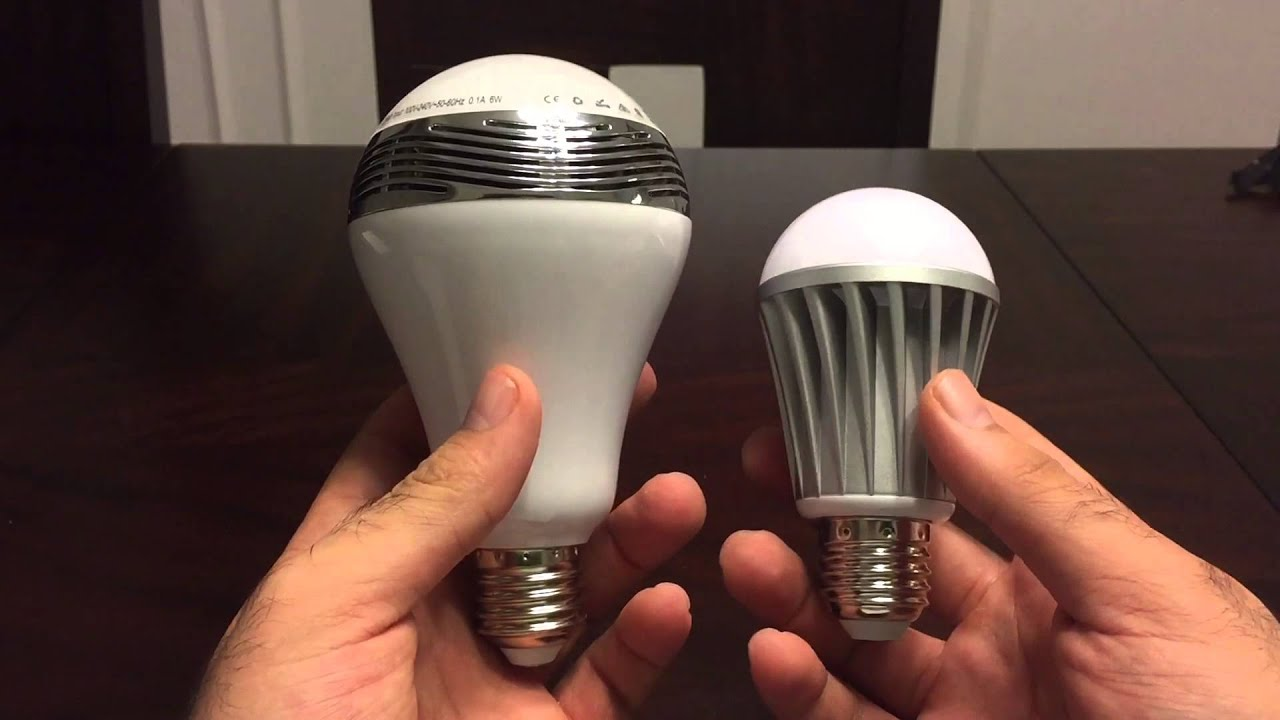 Magiclight Beats Bluetooth Led Light Bulb With Speaker Youtube Build A Circuit Science The Lab