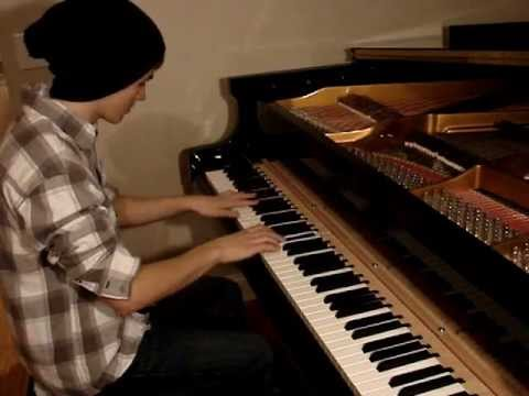 Gavin DeGraw: Not Over You Piano Cover