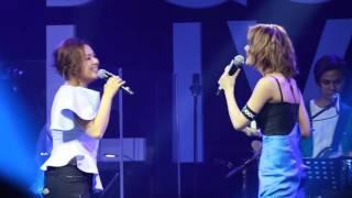 2016.8.12 Joox Janice Hearing Colors live 2016 分手總約在雨天- 衛蘭 + 方皓玟
