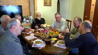 После выставки голубей. Уфа. 09.12.2017. В гостях у Алика.