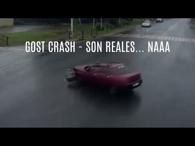 Gost Crash - Son Reales... Naaa