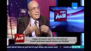 السفير جلال الرشيدي :ميزة الرئيس السيسي انه صادق ومعندوش رياء سياسي وعف اللسان