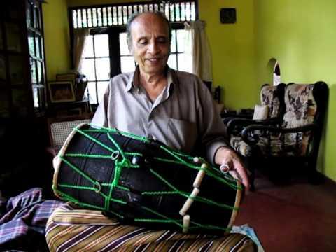 Sri Lankan Dholki Drum Lesson