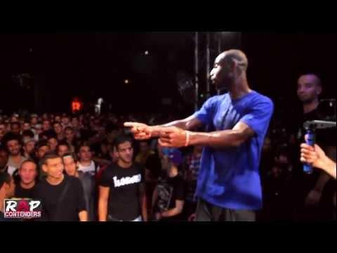 Rap Contenders - Edition 3 - Lunik vs Suspek T