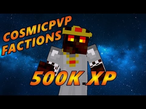 How To Withdraw Xp On Cosmic Pvp