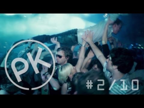 Paul Kalkbrenner Dockyard - Munich #2/10 A Live Documentary 2010 (Official PK Version)