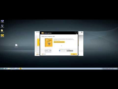 How To Download/instal/activate Norton 360