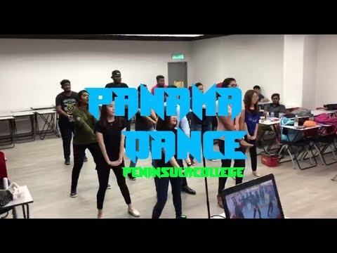 Panama dance challenge PENINSULA COLLEGE (ALC COLLEGE)