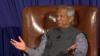 Global Citizenship for Human Development: A Conversation with Muhammad Yunus