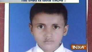 Bihar Boy Dies In Hospital Over Unpaid Rs100 Bribe - India TV